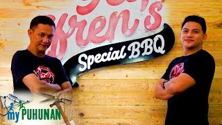 Yes Efren's Special BBQ owner Efren Florante shares the beginning of his shop | My Puhunan