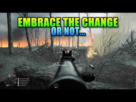 Embrace The Change! Apocalypse Patch Notes | Battlefield 1