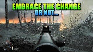 Embrace The Change! Apocalypse Patch Notes | Battlefield 1