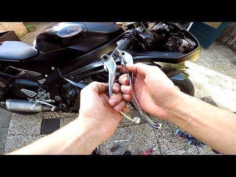 Manet Nasıl Değiştirilir - Yamaha YZF R6 - R1 (2008)