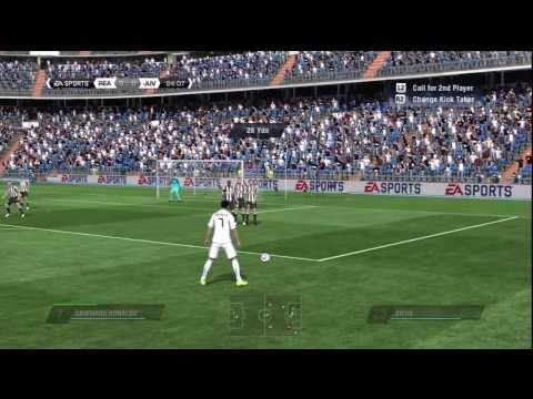 FIFA 11 - Freekick Tutorial (PS3) - FIFAGoalsTV
