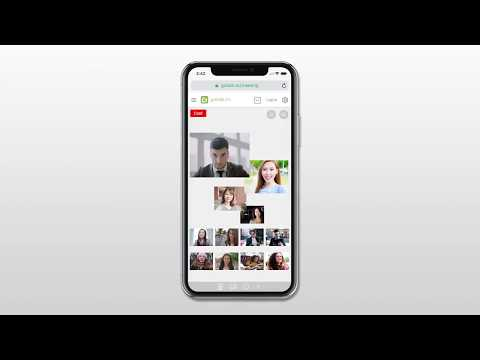 Gotalk - Group video meetings with up to 12 people