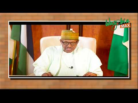 PRESIDENT BUHARI WILL BE WORKING FROM HIS OFFICIAL RESIDENCE FOR NOW| GUDUMORNINGNAIJASHOW
