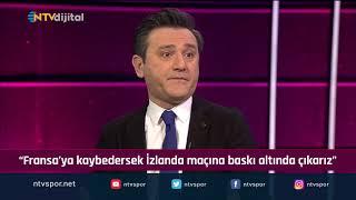 """""""Fransa mağlubiyeti, İzlanda maçını etkiler"""" (Futbol Net 14 Ekim 2019)"""