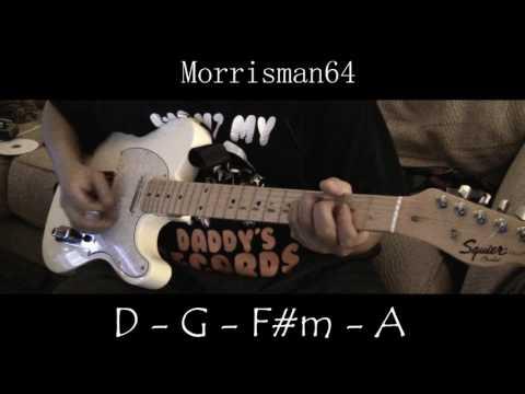 The Byrds - Turn, Turn, Turn - Guitar Chords Lesson