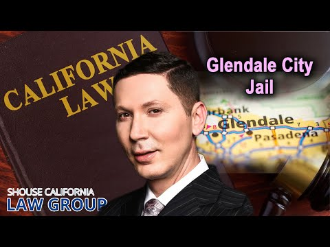 Glendale CA Jail Information (Location, bail, visiting hours)