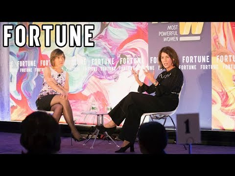 Helena Foulkes First Interview as CEO of Hudson's Bay Corporation I Fortune