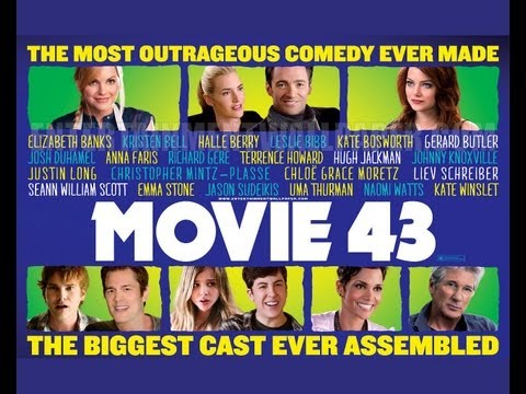Movie 43 Movie Review