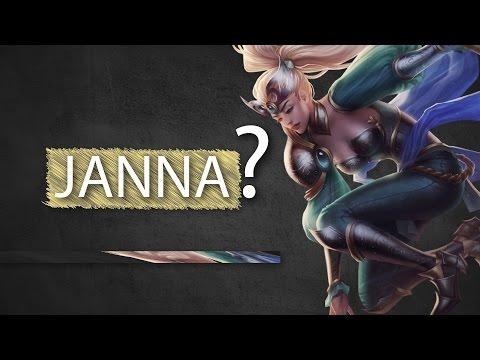 #99 Janna - Avez-vous déjà vu ..? Saison 2 AVDV FR