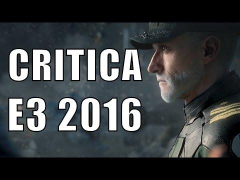 CRITICA E3 2016 PARTE 1: Electronic Arts, Bethesda y Xbox/Microsoft