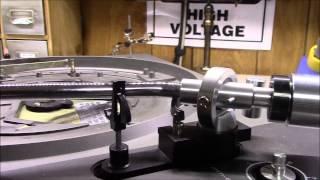 Pioneer PL-112 Turntable Repair and Service BG014