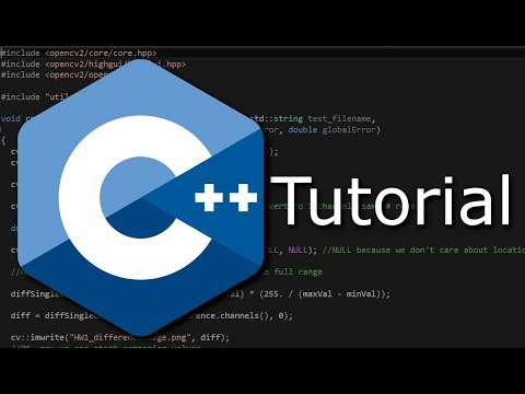 C++ Programmieren (1) - Erstes Programm (Hello World)