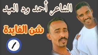 الشاعر أحمد ود العبد شن الفايدة