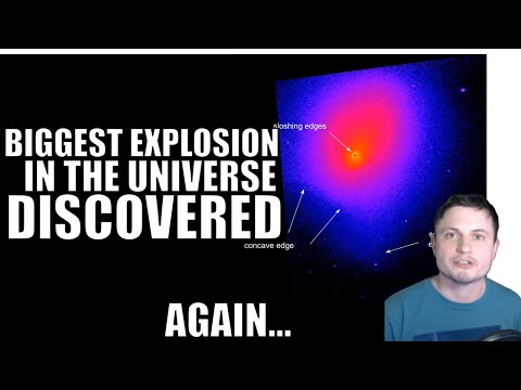 Biggest Explosion in the Universe Found...Again!