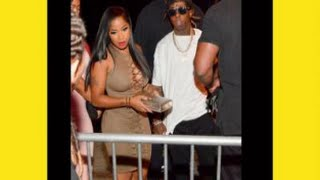 Rapper Lil Wayne And His Ex Wife Toya Are Back Together!