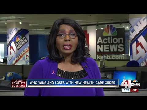 Trump begins Obamacare dismantling with executive order