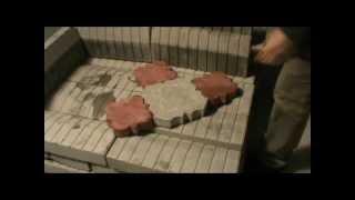 Производство бетонных заборов.(, 2013-02-07T11:53:04.000Z)