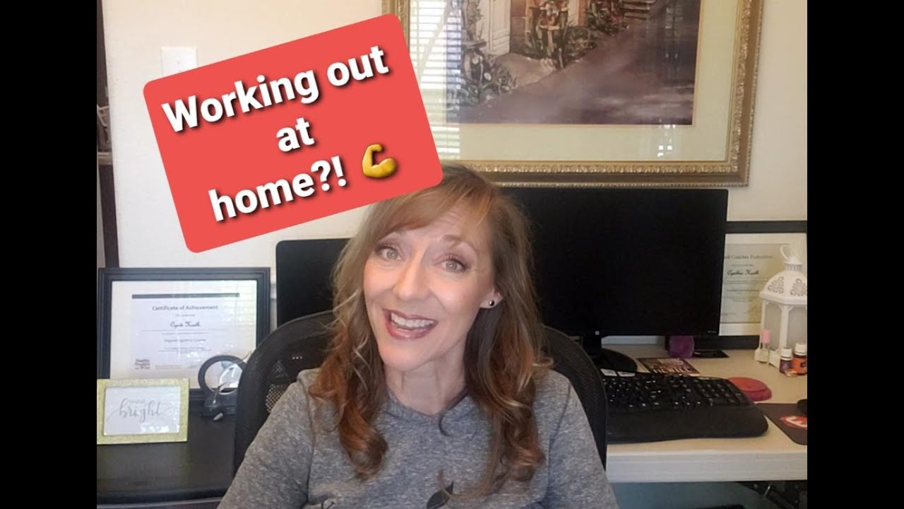 Are You Working Out at Home?