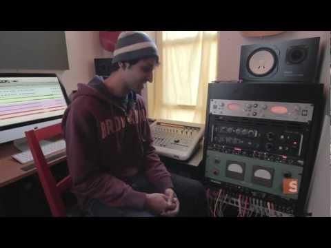 The 66 sq ft apt turned music studio - Digital Architect video