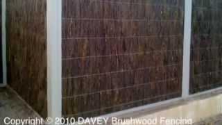 Davey Brushwood Fencing
