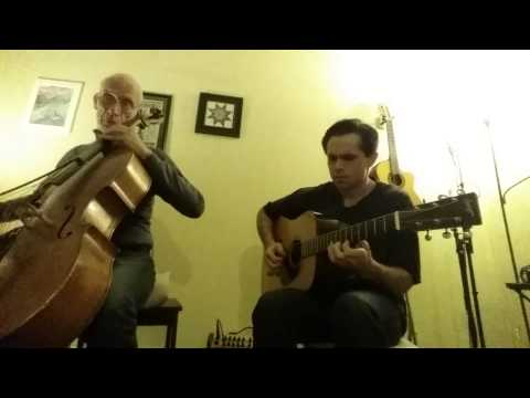 "Jonathan Brown and Jeff Gilkinson Play Coltranes ""Naima"""