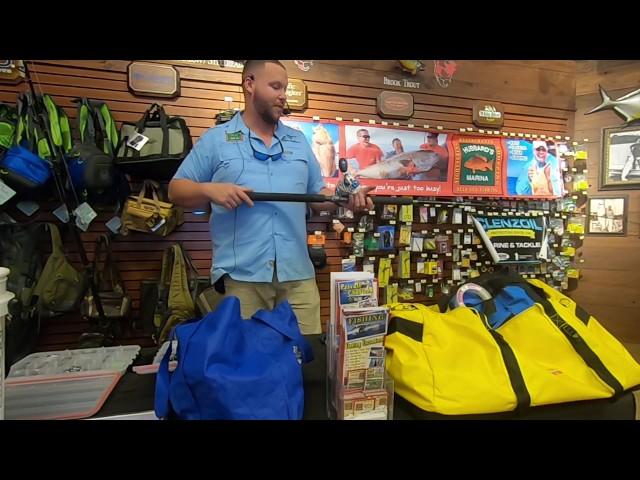 Bass Pro fishing Seminar 2-22-20 | Hubbard's Marina | Madeira Beach FL | www.HubbardsMarina.com