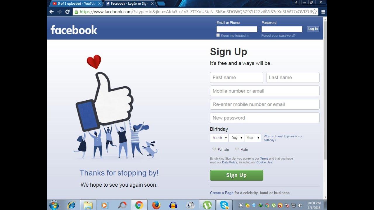 Как делать фото с фейсбука