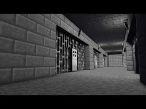 Minecraft Animation  Werewolf Prison Break Pt.1