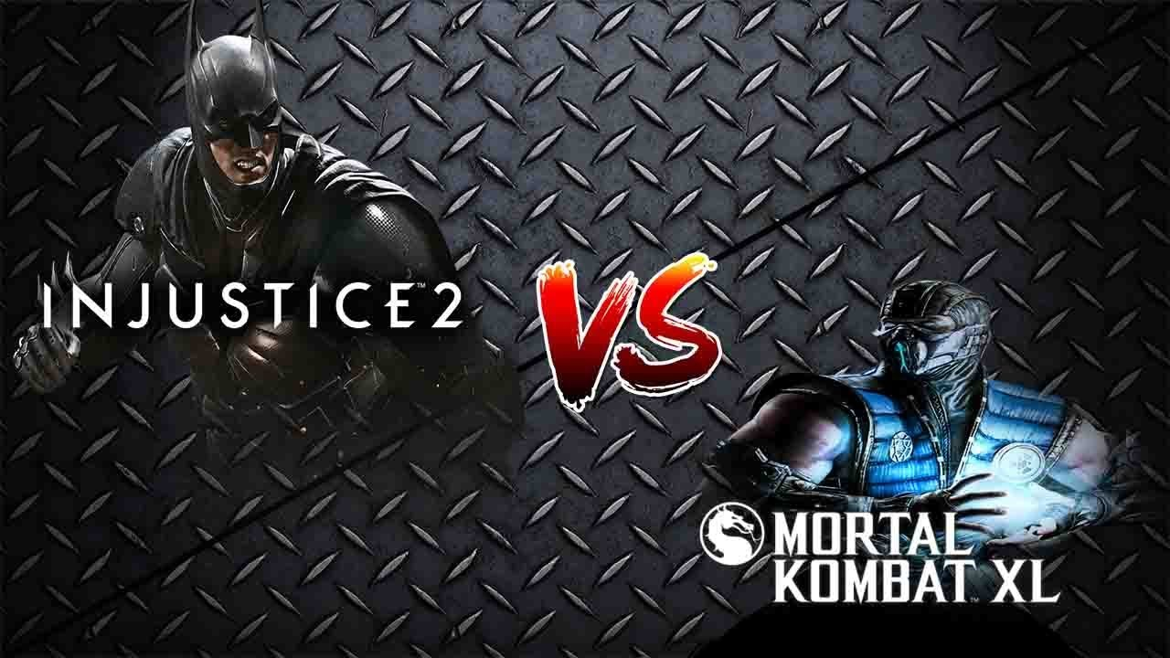 Mortal Kombat XL Vs Injustice 2 | Which One Is More Enjoyable Fighting Game