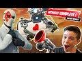 THE MOST EPIC GETAWAY WIN EVER!! - Solo vs Squads