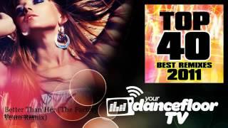Housecream - Better Than Her - The Factory Team Remix - YourDancefloorTV