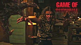 Stranger Things 3 || GAME OF SURVIVAL
