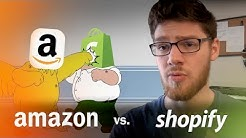 Shopify VS Amazon FBA!! Which is Better and More Profitable?!