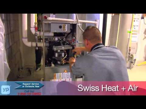 Swiss Heat & Air | Columbus, OH | Furnace Repair Central A/C