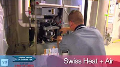 Swiss Heat & Air | Columbus, OH | Furnace Repair Central A/C