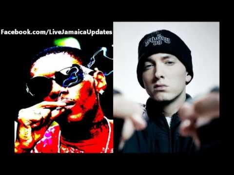 Vybz Kartel ft. Eminem white trash party remix