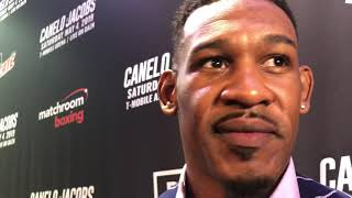 DANNY JACOBS TALKS REHYDRATION CLAUSE PUT IN BY GOLDEN BOY FOR ADVANTAGE