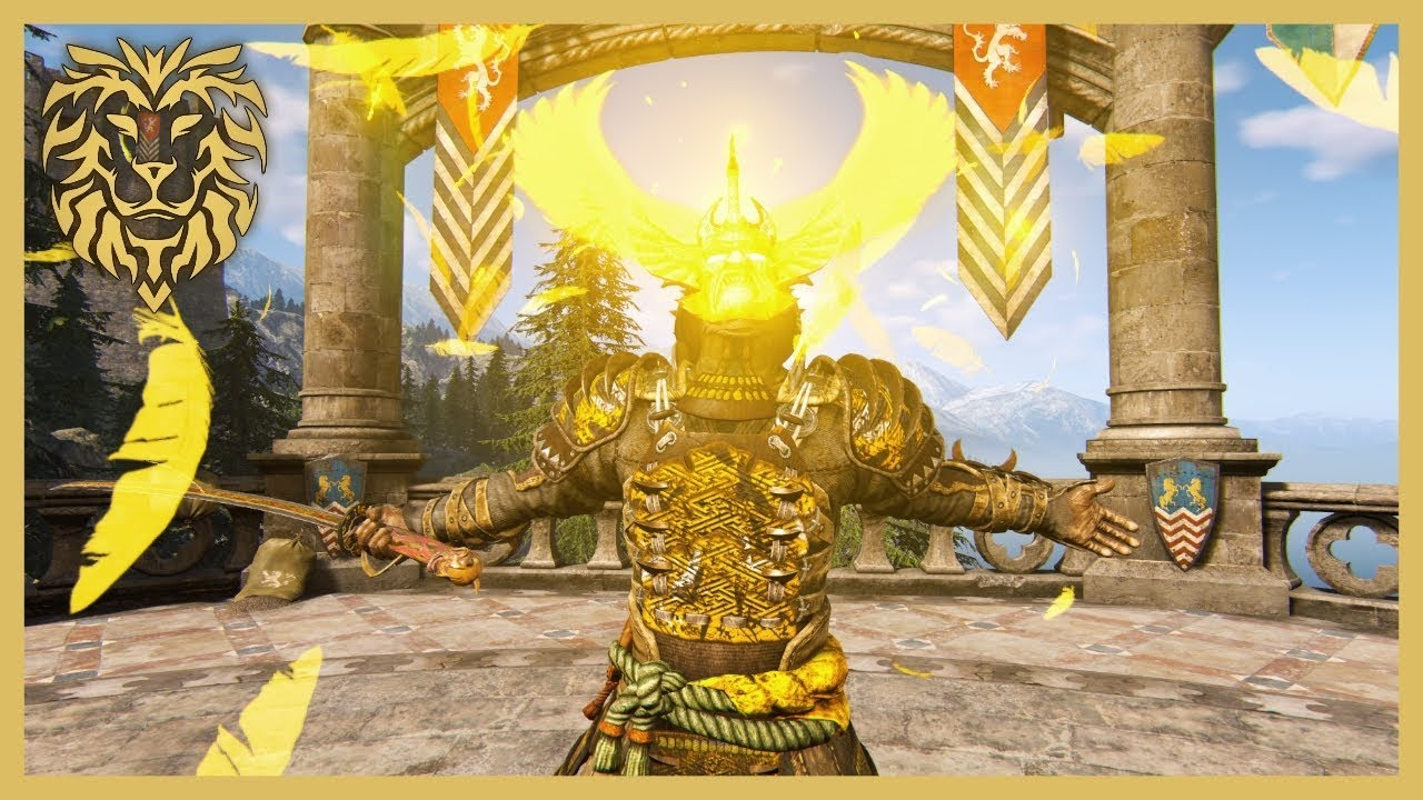[For Honor] Orochi Rework Talk with New Mask!