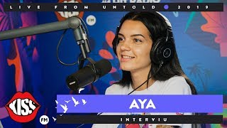 Download lagu Interviu UNTOLD 2019 Cine este AYA câștigătoarea concursului Fii DJ ul nostru MP3