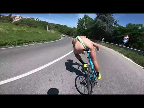 Borat on Cycling? New component of DAFNEFIXED - BORAT