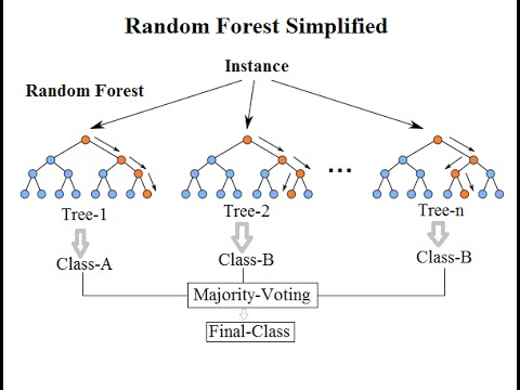 Random Forest based Classification