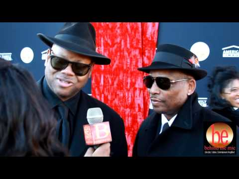 HIT MAKERS JIMMY JAM & TERRY LEWIS | 2015 TRUMPET AWARDS RED CARPET