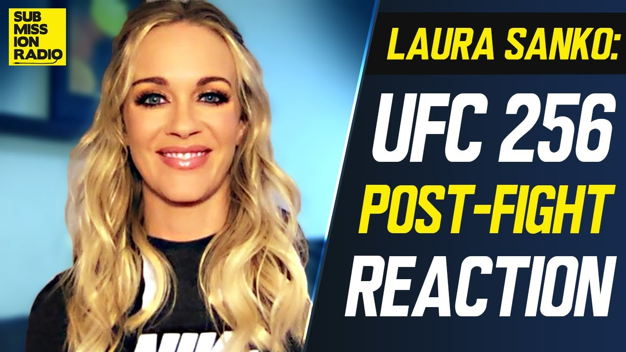 Reaction Ufc 256 Results Tony S Loss Holland S Insane Ko Post Fight W Laura Sanko Youtube