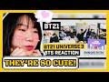 BT21 BT21 UNIVERSE ANIMATION - BTS Reaction REACTION THEY'RE SO CUTE ! - Nhìn RJ siêu hài!