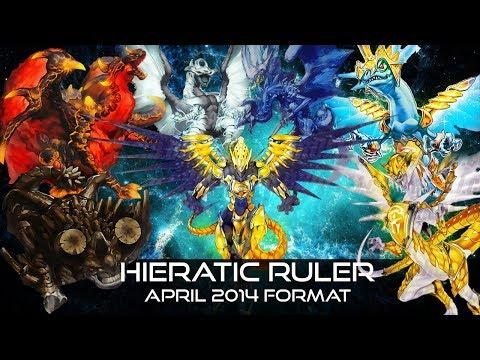 Dragon Ruler Deck Deck Profile Hieratic Ruler