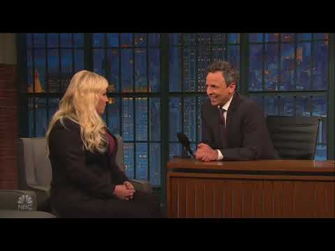 Meghan McCain hits back at Seth Meyers: Are you Ilhan Omar's publicist?