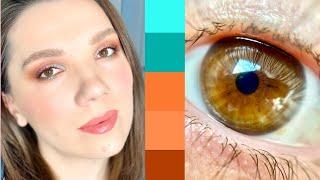 Макияж для карих глаз и не только Как подобрать цвет именно для ваших глаз