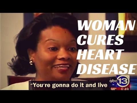 Woman Defeats Her Heart Disease With A Vegan Diet