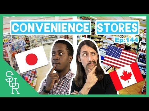 How convenient are Japanese convenience stores? // コンビニ // Speak UP Radio [Ep.144]