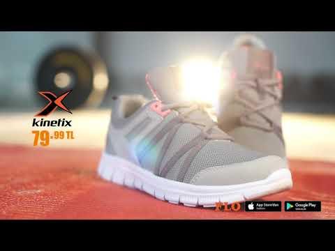 09525540ce966 FLO 2018 İlkbahar Yaz Spor Koleksiyonu - Bayan ve Erkek Spor Ayakkabı  Modelleri - YouTube